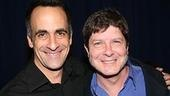 As are David Pittu and Michael McGrath, both recent Tony Award nominees; Pittu for LoveMusik last year and McGrath in 2005 for Spamalot.