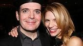 Pygmalion&amp;#39;s newest interpreters:Jefferson Mays and Claire Danes.