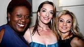 Talk about your Dreamgirls!Fame Becomes Me scene stealer Capathia Jenkins with Julia Murney and Orfeh.