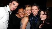 Photo Op - Cry-Baby opening at La Jolla - Charlie Sutton - Mayumi Miguel - Ashley Amber - Spencer Liff - Cameron Adams
