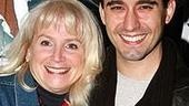 Photo Op - John Lloyd Young Leaves Jersey Boys - (mom) Gayle - John Lloyd Young