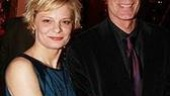 Cymbeline's leading lady Martha Plimpton was escorted to the party at Tavern on the Green by her dad, stage and film star Keith Carradine.And how proud was he?