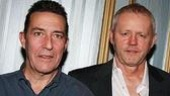Ciaran Hinds and David Morse:who'll have the best hand in the game?