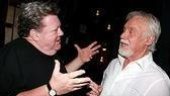 Photo OP - Kenny Rogers at Hairspray - George Wendt - Kenny Rogers - 2