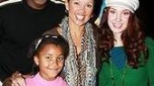 Photo Op - Vanessa Williams at The Little Mermaid - Norm Lewis - Vanessa Williams - Sierra Boggess - Sasha