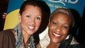 Photo Op - Vanessa Williams at The Little Mermaid - Vanessa Williams - Cicily Daniels