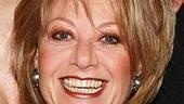 Having recently concluded the all-too-brief run of Drowsy Chaperone in London this fall, star Elaine Paige was at Forbidden Broadway lookin' for a laugh.