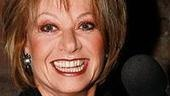 Elaine Paige: ready for action.So, come on back to Broadway, lady!