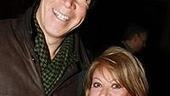 Tony-winning lyricist David Zippel (City of Angels)with British stage royalty Elaine Paige.