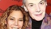 Next to Normal Opening - Daphne Rubin-Vega - Marian Seldes