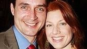 Next to Normal Opening - Jessica Phillips - husband Nicholas Rohlfing