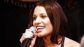 Lea Michele at Feinsteins - Lea Michele (performing)