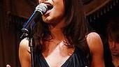 Lea Michele at Feinstein&#39;s - Lea Michele (performing 2)