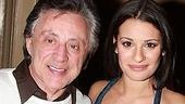 Lea Michele at Feinstein&#39;s - Lea Michele - Frankie Valli