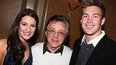 Lea Michele at Feinstein&#39;s - Lea Michele - Frankie Valli - Landon Beard