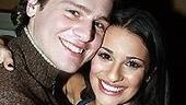 Lea Michele at Feinsteins - Lea Michele - Jonathan Groff