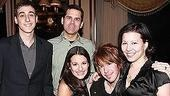 Lea Michele at Feinsteins - Lea Michele - band