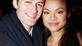 Broadway In the Heights Opening - Matthew Morrison - Karen Olivo
