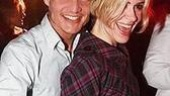 Broadway In the Heights Opening - Sarah Paulson - Pedro Pascal (dancing)