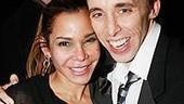 Broadway In the Heights Opening - Daphne Rubin-Vega - Kevin Cahoon