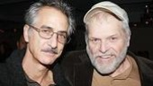 Brian Dennehy with co-star David Strathairn.