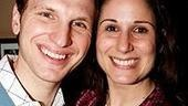 Jersey Boys Celebrate 1000 - Sebastian Arcelus - Stephanie J. Block