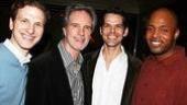 Jersey Boys Celebrate 1000 - Sebastian Arcelus - Bob Gaudio - J. Robert Spencer - Kris Coleman