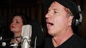 We're rolling! Faith Prince and Tom Wopat put it out there.
