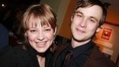 Cute co-stars Jenni Barber and Tobias Segal.