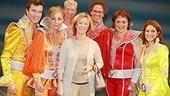 Frida at Mamma Mia - Frida - Christopher Shyer - Judy McLane - Ben Livingstone - Pearce Bunting - Gina Ferrall - Heidi Godt