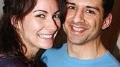 Delightful duo Laura Benanti, who plays Louise, and Tony Yazbeck, who kicks up his heels as Tulsa.