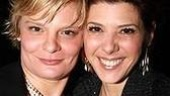 A casting director's dream Girls: Martha Plimpton and Marisa Tomei.