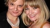 Mary Catherine Garrison and Martha Plimpton are amazing playing young girls onstage.