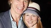 They may be awful to each other on stage, but Les Liaisons Dangereuses' winner Ben Daniels and presenter Laura Linney couldn't be sweeter offstage.