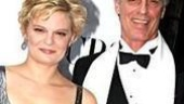 Best Featured Actress nominee Martha Plimpton, of Top Girls, celebrates Father's Day with her proud dad Keith Carradine.