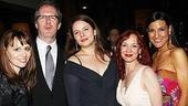 2008 Tony Awards After Parties - August: Osage County - Sally Murphy - Tracy Letts - Nicole Wiesner - Mariann Mayberry - Kimberly Guerero