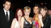 2008 Tony Awards After Parties - August: Osage County - Ian Barford - Mariann Mayberry - Martha Plimpton - Kimberly Guerrero - Sally Murphy