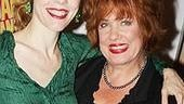 "Do Veanne Cox and Kathy Fitzgerald wish they could do the show ""Six Months Out of Every Year?"""
