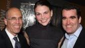 Shrek Opens in Seattle - Jeffrey Katzenberg - Sutton Foster - Brian d'Arcy James