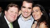 Shrek Opens in Seattle - David Lindsay-Abaire - Brian d'Arcy James - Jeanine Tesori