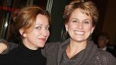 Tony-winning pals Julie White and Cady Huffman enjoy a girls' night out at the Roundabout.