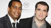 Shrek NYC Meet and Greet - Brian d-Arcy James - Daniel Breaker