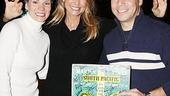 Christie Brinkley at South Pacific – Christie Brinkley – Kelli O'Hara – Danny Burstein