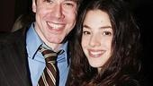 Co-stars John Gallagher Jr. and Olivia Thirlby resolve their onstage love/hate relationship with a warm, offstage snapshot.