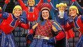 Christopher Sieber as Lord Farquaad in Shrek in Musical.