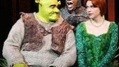 Brian d'Arcy James, Daniel Breaker & Sutton Foster in Shrek