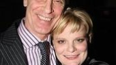 Proud papa Keith Carradine is on hand to show his support for daughter and show-stopper Martha Plimpton