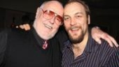 Like father, like son: current Road Show star Alexander Gemignani can thank father Paul, Pal Joey's musical director, for the good musical genes.