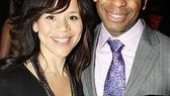 Shrek the Musical Opening Night – Daniel Breaker – Rosie Perez
