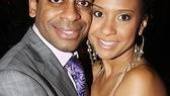 Shrek the Musical Opening Night – Daniel Breaker – Tracie Thoms